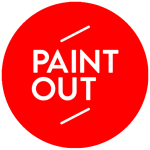 Paint Out logo