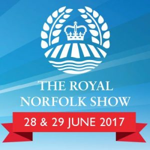 Royal Norfolk Show logo