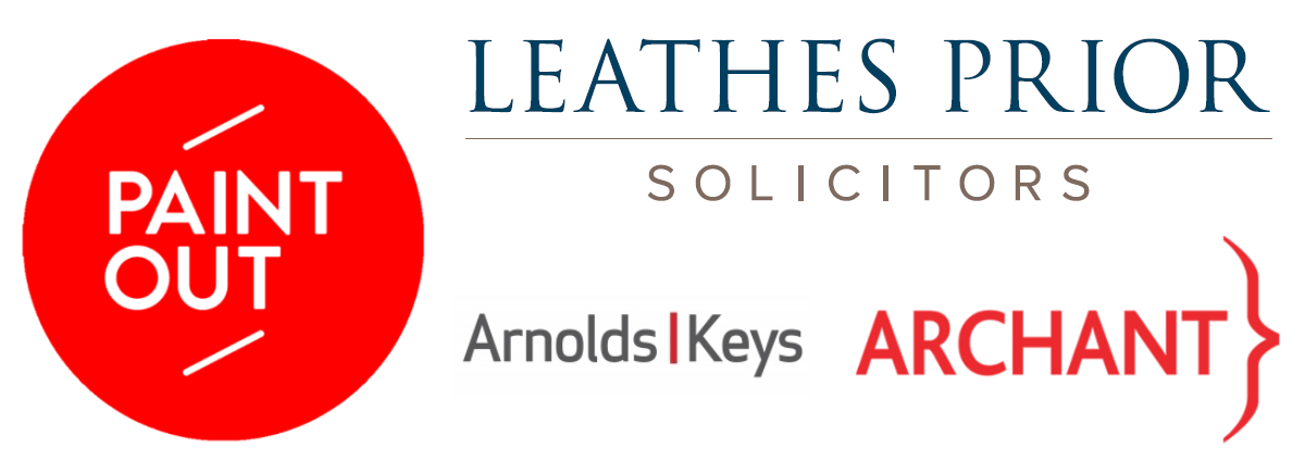 Sponsors of Paint Out Royal Norfolk Show - Leathes Prior, Arnolds Keys, Archant