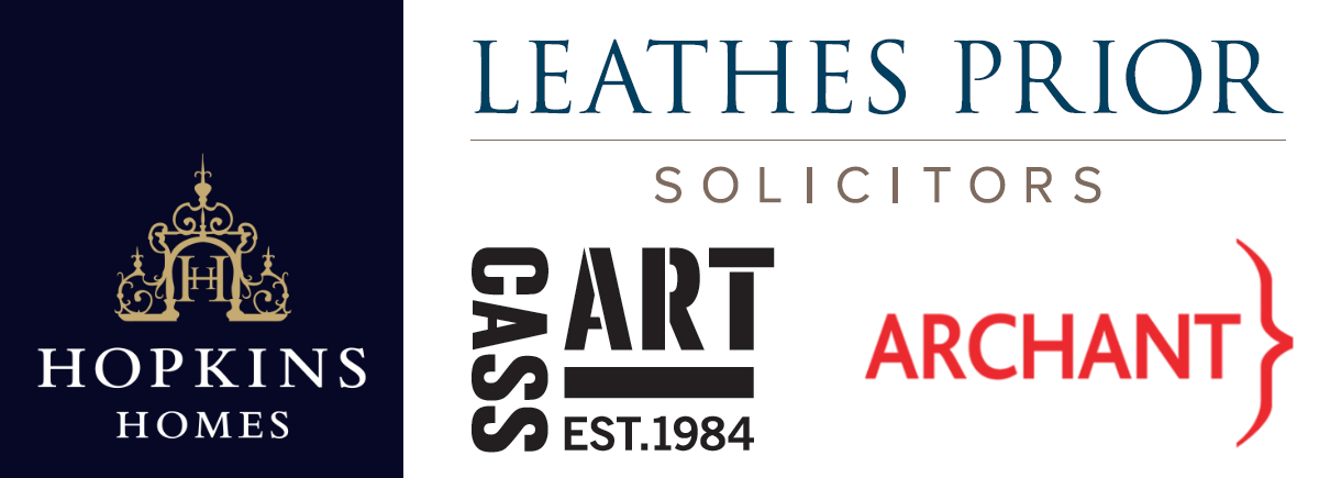 Sponsors of Paint Out - Hopkins Homes, Leathes Prior, Cass Art, Archant