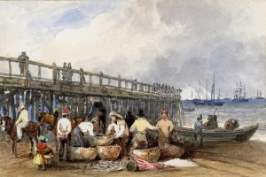 Jetty, Great Yarmouth, G.S.Stevenson