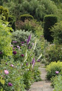 Elsing Hall Gardens, Norfolk