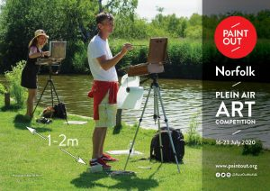PAINT OUT NORFOLK 2020 July 16th to July 23rd 2020